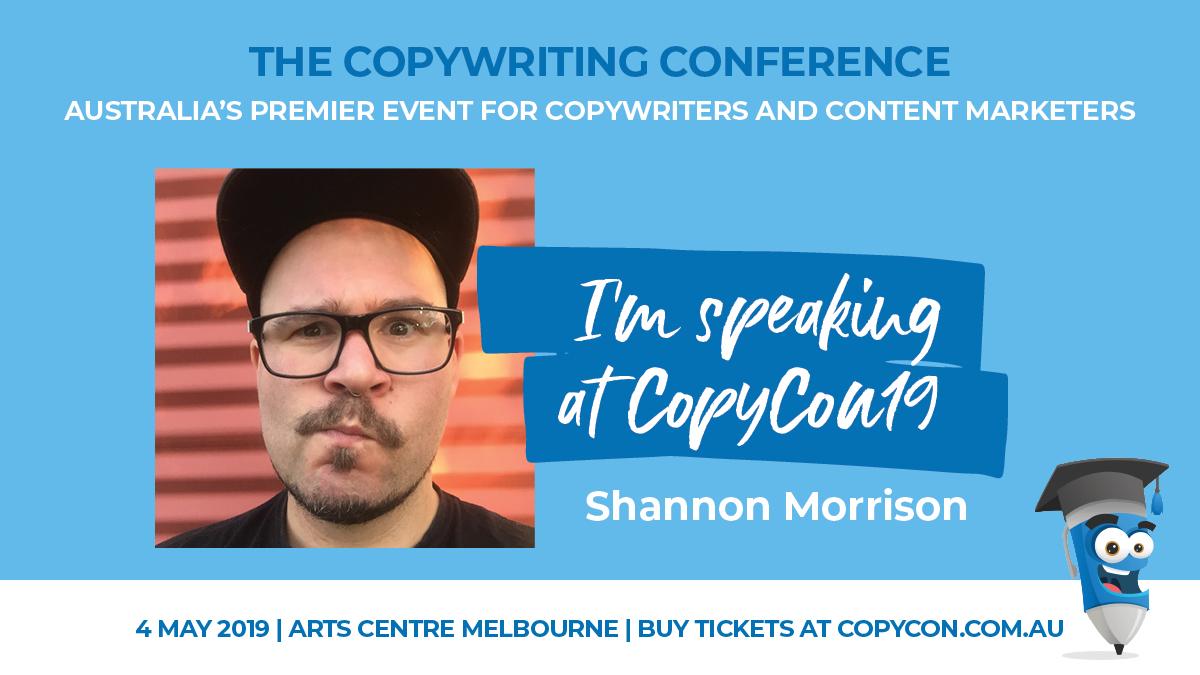Shannon Morrison About Page CopyCon Banner