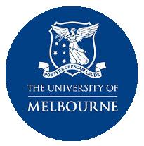 Shannon Morrison About Page Uni of Melbourne Logo